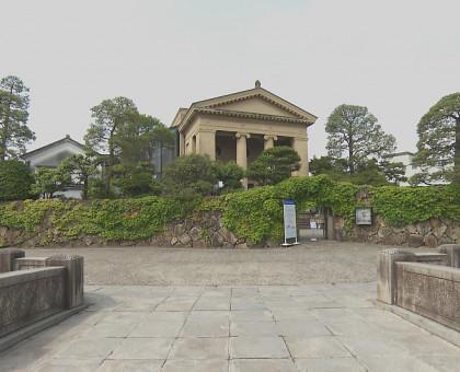 倉敷市の大原美術館 時短で再開
