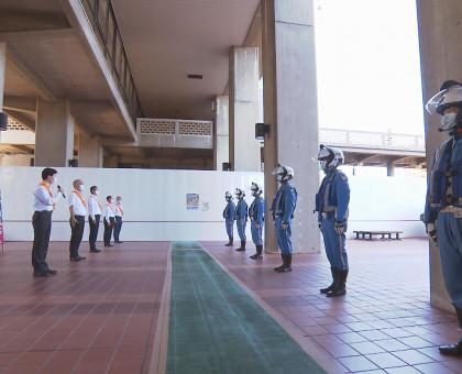 岡山県 秋の交通安全県民運動スタート