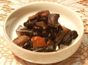 幸恵おばあちゃんの黒豆の煮豆