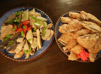 アイコおばあちゃんのタケノコの煮物