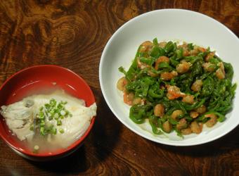 サヨコおばあちゃんの麦みそ料理