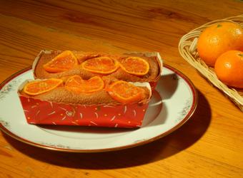 敏子おばあちゃんのみかんケーキ