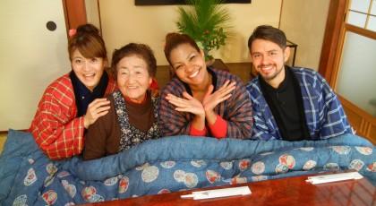おばあちゃんの台所 再会スペシャル 「おばあちゃん、ただいま ~教えて!おばあちゃんのお雑煮~」(再放送)