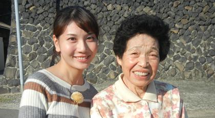 「キミ子おばあちゃんの落花生の煮豆」