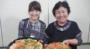 「寿美子おばあちゃんのいの貝のちらし寿司」