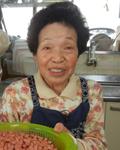 谷キミ子さん83歳