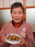 三坂タツ子さん74歳