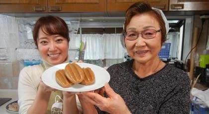 「悦子おばあちゃんのすわま」