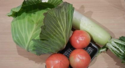 「野菜セット」プレゼント・・・終了しました。