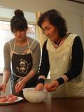 芳村久子さん70歳2
