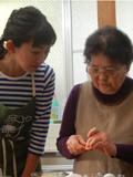 志々目道子さん81歳2