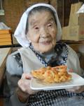 山下キヨエさん98歳