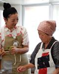 中村トヨさん82歳2