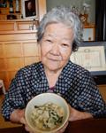 中村トヨさん82歳
