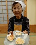 池添琴枝さん81歳