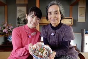 「洋子おばあちゃんのふなのてっぱい」