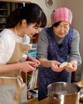 安井佐代子さん71歳