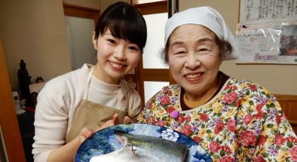 「歌子おばあちゃんのぶりの照り焼き」