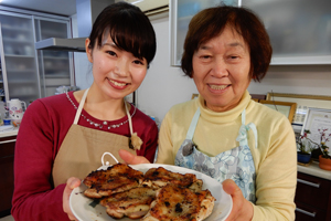 「玉江おばあちゃんのハーブチキン」
