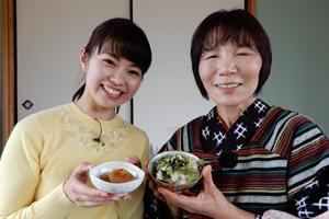 「邦子おばあちゃんの漬物料理」