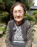 出射敏子さん92歳2