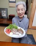 瀧本祐子(さちこ)さん90歳