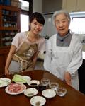 瀧本祐子さん 90歳2