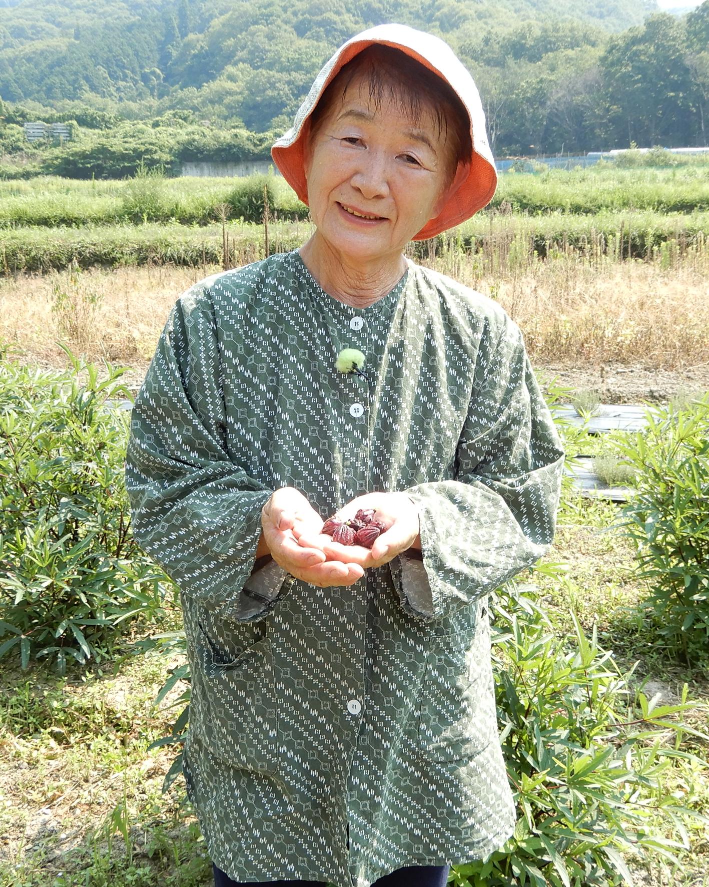 石村志津子さん71歳