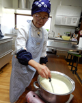 水澤芳美さん74歳