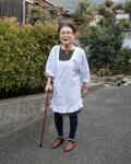 山口幸子さん78歳