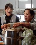 奥山峰子さん70歳2