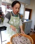 奥山峰子さん70歳1