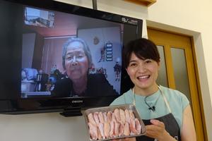 おさらい編「孝子おばあちゃんの鶏肉のマーマレード煮」
