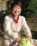 森洋子さん71歳