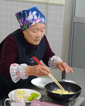 江本喜久美さん80歳2