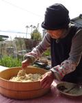 尼子千代子さん80歳3