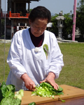 横内壽美子さん81歳