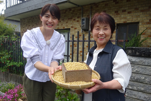 「時江おばあちゃんの五目豆」