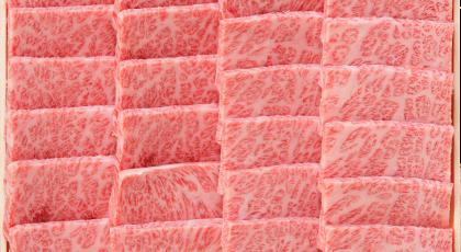 「国産黒毛和牛・肩ロース・焼き肉用500g」プレゼント