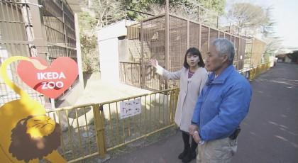 3月2日放送「どうなる池田動物園 将来像を探る」