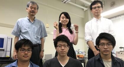 8月24日放送「すてき未来研究所 岡山県の伝統美を科学の力で再現」