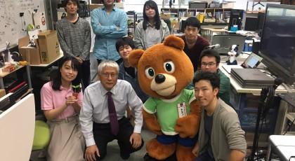 """11月16日放送「すてき未来研究所""""うなずき理論""""」"""