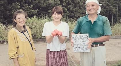 クニファームさんのトマト★