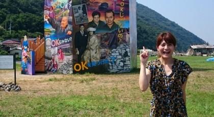 瀬戸内国際芸術祭ロケIN女木島