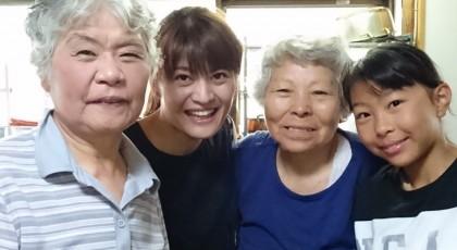 おばあちゃんの台所アウトドア料理教室♪
