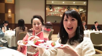 ♡おかやまフルーツパフェ研究会♡