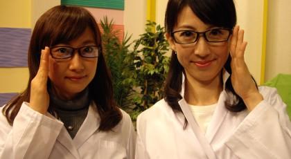 みらいリンリン☆おかやま研究員スタイルで♡