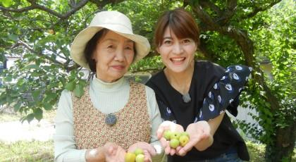 みなこおばあちゃんの台所ロケIN岡山