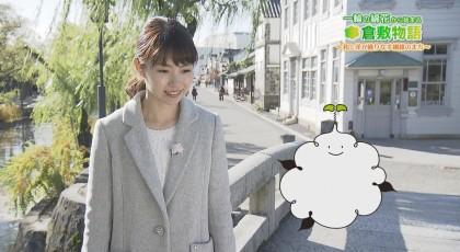 BSジャパンで「一輪の綿花から始まる倉敷物語」放送されます!