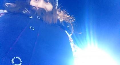 冬の雰囲気♪